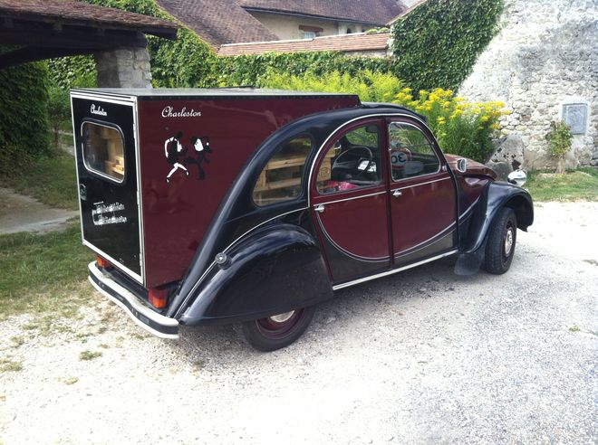 location voiture de collection  u2013 2cv